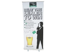 Classic Pull Up Banners