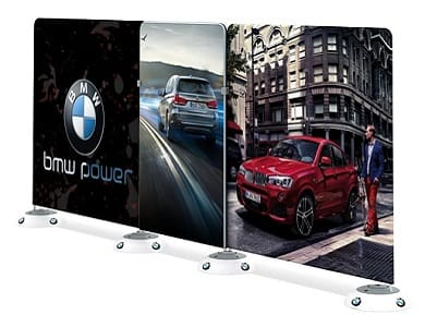 Outdoor Media Wall