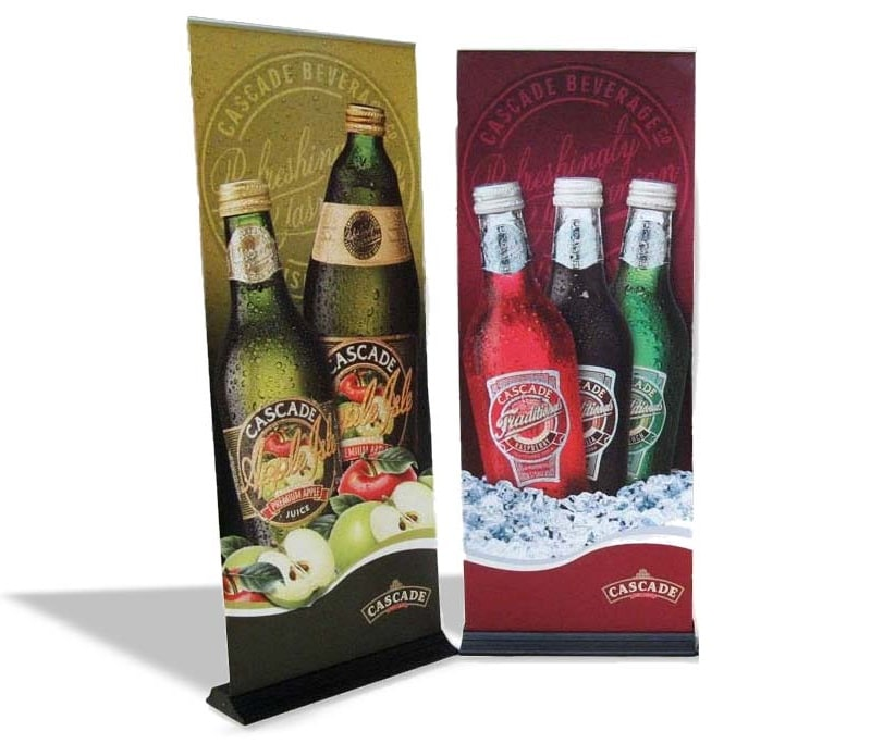 Deluxe Pull Up Banners